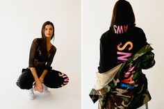 Streetwear label Jawswear proselytizes freedom of expression when it comes to how we dress. Its latest collection includes oranges, pinks, and camouflage.