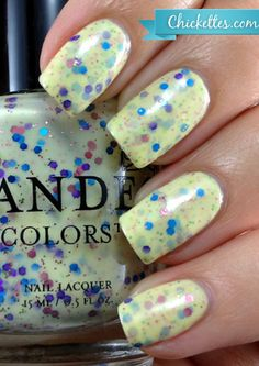 Candeo Colors - Jellybean Swatch