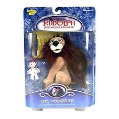 Rudolph 95252: Rudolph And The Island Of The Misfit Toys King Moonracer Deluxe Action Figure New -> BUY IT NOW ONLY: $49.89 on eBay!