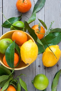 citrus bright color.