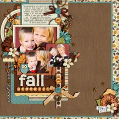 Templates: Exclusive Facebook Freebie avail. until Dec 7th, you can find it HERE    Autumn Essence - Julie Billingsley  Color Spectrum Alpha - Julie Billingsley  All Year Long - Extras (Metal Words) - by Cindy Schneider and Meg Mullens  Font - DJB Carly Sue Got Married