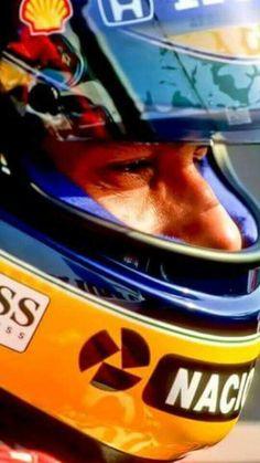 Ayrton Senna …