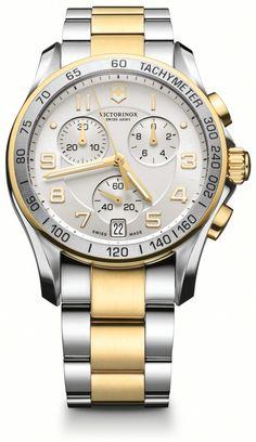 Victorinox Swiss Army Chrono Classic Mens Watch 241509 $562