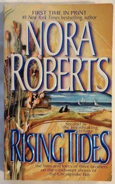 Rising Tides by Nora Roberts (1998 - Paperback) Bk #2 - Chesapeake Bay Series