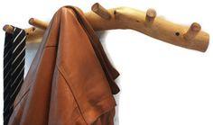Wooden Coat hooks Wall coat rack Rustic clothing rack Entryway organizer Wall hooks Decorative wall mount coat rack Reclaimed wood organizer