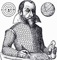 "German astronomer Simon Marius (1573-1624). Four years after Galileo's account of his discovery of the Jovian moons, Marius claimed that he had discovered them  before Galileo. Marius didn't get the credit, but the names in use today are those suggested by Marius. They are names of amorous conquests of Zeus (the Greek equivalent of Jupiter).   ©Mona Evans,""Jupiter's Galilean Moons"" http://www.bellaonline.com/articles/art42279.asp"