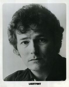 Gordon Lightfoot Promotional Pictures
