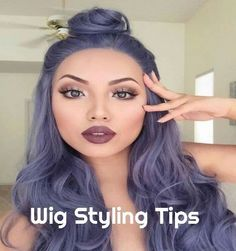 Important #Tips for preventing Breakage While #Wig #Styling