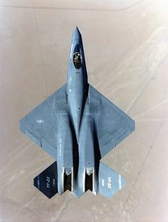 Stealth jet fighter