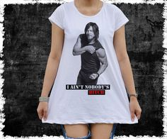 The Walking Dead Daryl Dixon Ain't Nobody's Bitch  by vezaa