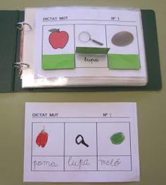 CLASSE DE LES FORMIGUES: DICTATS MUTS