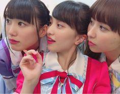 前髪ありなし | ももいろクローバーZ 百田夏菜子 オフィシャルブログ 「でこちゃん日記」 Powered by Ameba