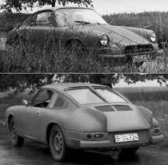 Porsche 911 1. generation, including 901 and 912 - Stuttcars.com: