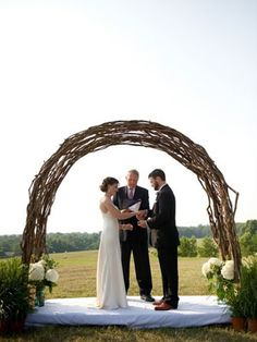 Vine arch at Vineyard? Yes. Yes I think so.