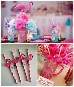 Grace Mimos e Festas: Como organizar uma Festa Flamingo? Dicas para organizar a festa