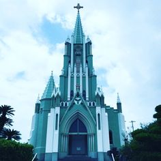 My favorite color church