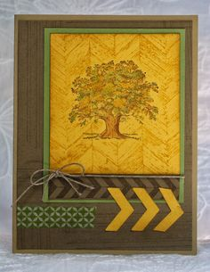 Lovely as a Tree by My Tanglewood Cottage (Fab Friday challenge #29)