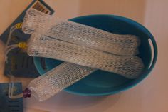 Soap Nets by LuluFaysCountrySuds on Etsy