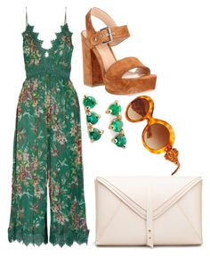 """Untitled #2135"" by meryem-mess ❤ liked on Polyvore featuring Zimmermann, Gianvito Rossi, WWAKE and Dolce&Gabbana"