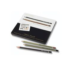 Artists Combination Graphic and Sketching 24-Tin