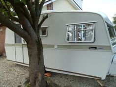 Vintage Thomson Glenmore totally refurbished 4 birth Caravan 1971