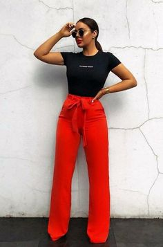 25 Best Professional Work Outfits For Women Ideas 25 Best Professional Work Outfits For Women Ideas... #ideas #Outfits #Professional Classy Outfits, Trendy Outfits, Fall Outfits, Red Outfits For Women, Summer Outfits, Mode Outfits, Fashion Outfits, Womens Fashion, Fashion Scarves