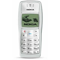 Nokia 1100. Nokia nostalgia (2003). Believe or not, world's best selling cell phones with 250 million to date.