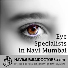 REGULAR EYE CHECK IS ADVISABLE !! http://navimumbaidoctors.com/eye_specialists_surgeons_doctors_navi_mumbai.html