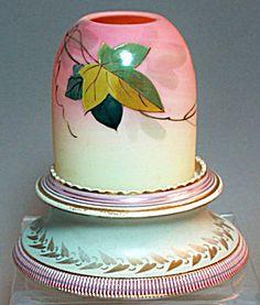 Webb Burmese Decorated Fairy Lamp. Love it.