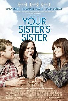 Your Sister's Sister Written & Directed by Lynn Shelton Starring Mark Duplass, Emily Blunt & Rosemarie DeWitt. been on Mark Duplass binge lately.watching The Puffy Chair on breaks today. Emily Blunt, Hd Movies, Movies To Watch, Movies Online, Movies And Tv Shows, Movies Free, Netflix Movies, Movies 2019, Streaming Movies