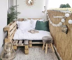 Du magst es so enorm! Small Balcony Decor, Balcony Design, Apartment Balcony Decorating, Apartment Balconies, Home Furniture, Outdoor Furniture Sets, Outdoor Decor, Kitchen Tops, Room Inspiration