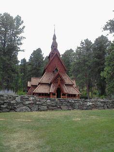 Chapel In The Hills  #HiFromSD #BlackHills #RapidCity