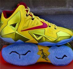 "Nike Lebron 11 ""Carmex"" | KicksOnFire.com"
