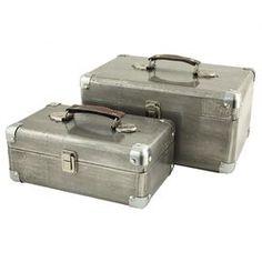 Hagen 2 Piece Storage Box Set