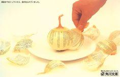 第66回 毎日広告デザイン賞 1998年(平成10年) 第1部/広告主課題の部 最高賞・通産大臣賞 角川書店「角川文庫全般」 30段2点シリーズ CD.AD.C=渋谷政樹 P=吉原重治