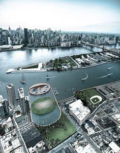 piero lissoni new york aquarium competition designboom