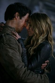 falling skies hal and maggie - Google Search