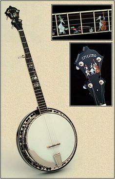 Stelling- Kerry's dream banjo