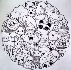 Tumblr Nsco2f9g1c1ucxcamo1 1280 Jpg 640 630 Doodle Drawings