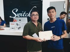 A happy MacBook Gold customer! Thank you for your support!