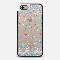 @casetify sets your Instagrams free! Get your customize Instagram phone case at casetify.com! #CustomCase Custom Phone Case | Casetify | Graphics | Painting | Transparent  | Organic Saturation