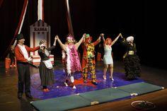 "Foto uit  voorstelling ""De Circuskoning"" (4 nov 2012)"