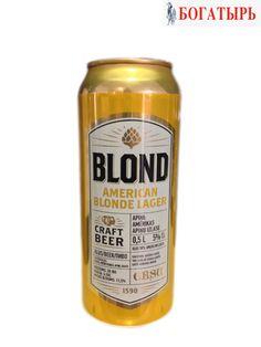 Светлое пиво lager со вкусом солода светлого янтарного цвета. Избранные американские виды хмеля.  Алкоголь 5 %  Жестяная банка 0,5 л - See more at: http://www.bogatir.nl/index.php?productID=1351#sthash.6d5M5elK.dpuf