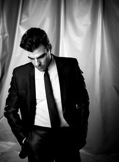 Zachary Quinto photographed by Michael Grecco