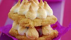 Быстрое пирожное, пошаговый рецепт с фото