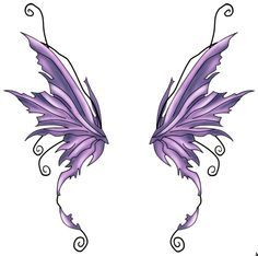 butterfly wing tattoo designs - Google Search
