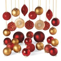 Modern Elegance 30-pc. Ornament Collection