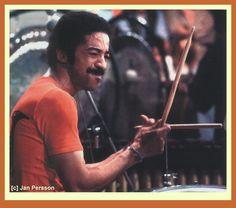 Legendary Jazz Drummer TONY WILLIAMS
