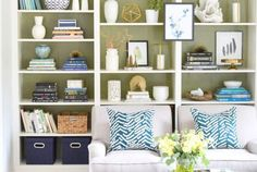Styling Bookshelves Revisited