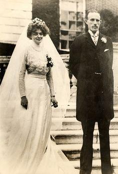 1909. Price wedding 3 of 3